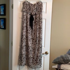 Lane Bryant Dress EUC 14/16 Straps included.